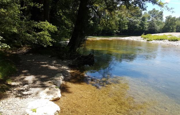 Arrière pays Languedocien, camping à vendre