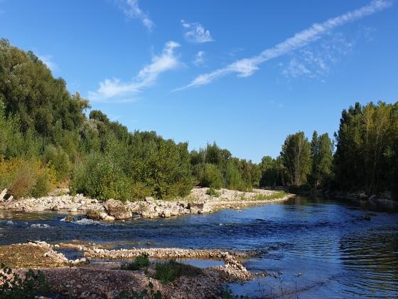 Occitanie,  camping à la vente proche d'un superbe lac