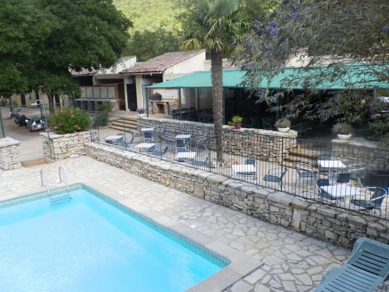 Haut-Languedoc, camping à vendre