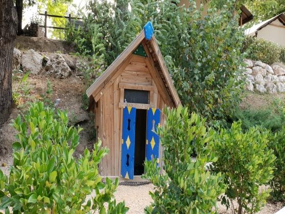 A vendre Occitanie, camping familial de qualité